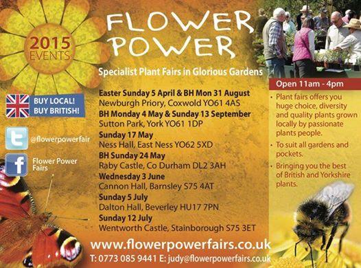 Flowerpower leaflet