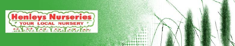 Henleys Nurseries logo