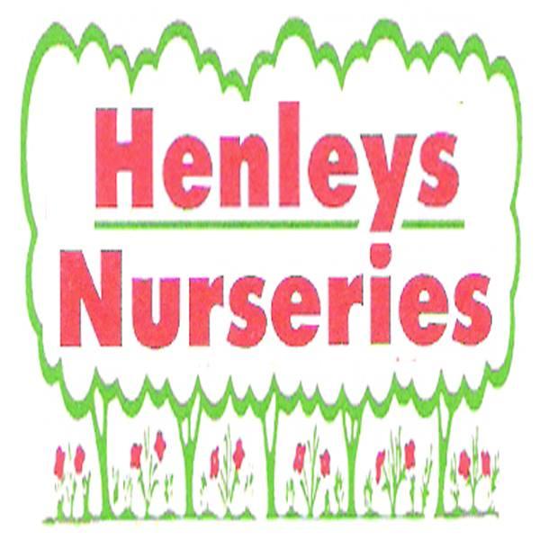 square Henleys Nurseries logo